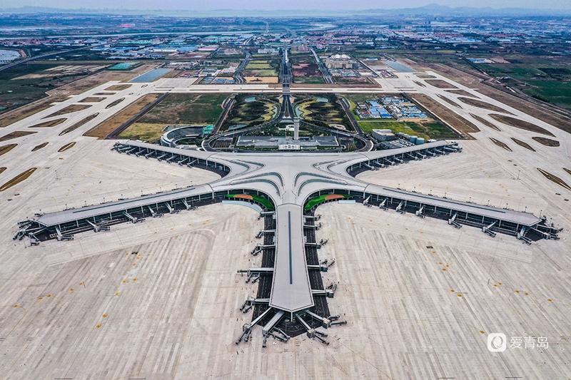 建设中的胶东国际机场.JPG