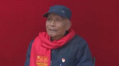 张克青:八路军白条能顶公粮 老百姓爱戴共产党