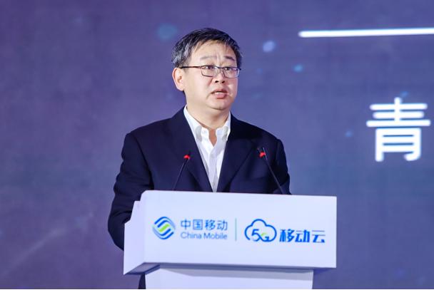 青岛市工业和信息化局 副局长 张金灿致辞