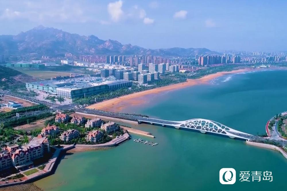 """青岛西海岸新区重点文旅项目集中签约 华人文化集团为""""音乐之岛""""再添""""芯动力"""""""