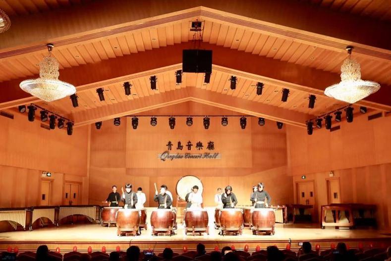 共赴音乐之约!国际(青岛)打击乐演艺中心落户青岛市南区