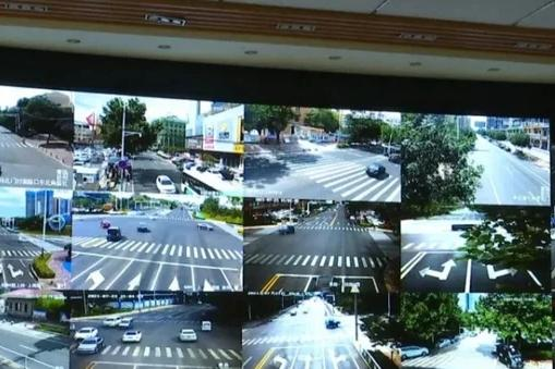 """胶州:投资三千万打造城市智慧交通,140余路口""""绿波""""覆盖"""